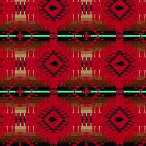 Winterfleece - Moondance Red