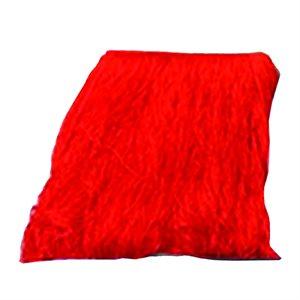 "14"" Chainette Fringe - Red"