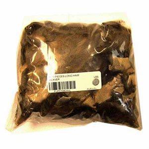 Fur Pieces - Long Hair Beaver