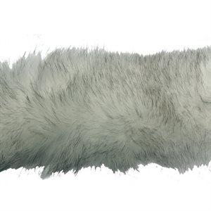Blue Fox Fur Strips