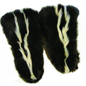 Skunk Mitts - Large