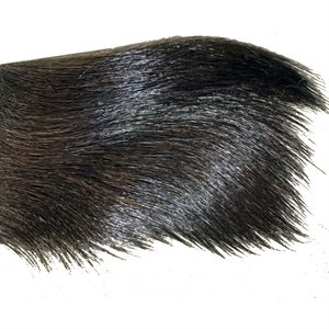 "Natural Moose Hair (2"" x 3"")"