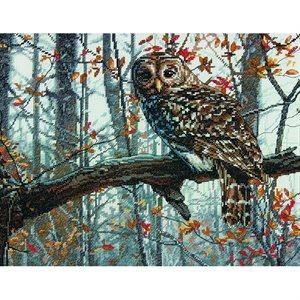 Cross Stitch Kit - Wise Owl