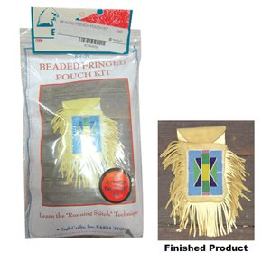 Beaded French Pouch Kit
