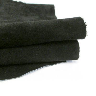 Garment Moccasin Split #1 - Black