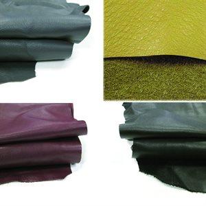 Garment Cowhide #1 (2.5 - 3  oz.)