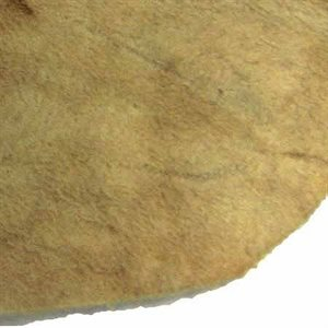 Traditional Native Smoke/Brain Tanned Hides - Elk