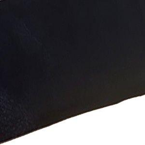 Lambskin - (Like Deer Tan) #2 - Black (2 - 2.5 oz)