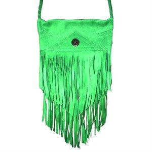 Small Bag - Jade Suede