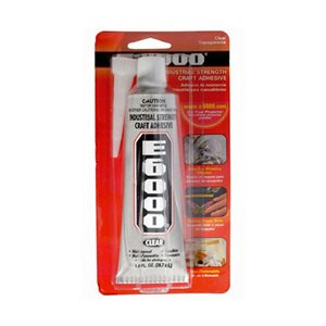 E6000 Craft Adhesive (3.7 oz.)