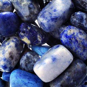 Healing Stones - Blue Magnesite/Sodalite