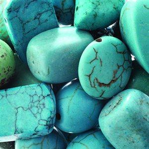 Healing Stones - Turquoise Magnesite