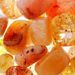 Healing Stones - Yellow Jade/Quarts