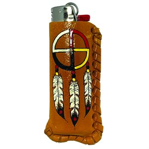 Lighter Case - Four Directions