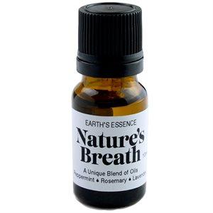 Earth's Essence Oil - Nature's Breath 10 ml