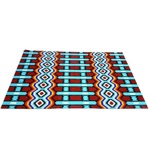 Resin Trim - South Western Ikat Multi
