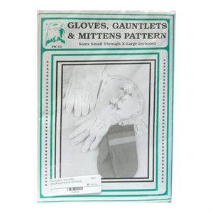 Gloves, Gauntlets And Mittens Pattern