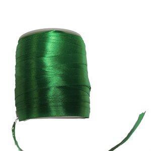 Satin Ribbon - Green - 100Mtrs/Roll