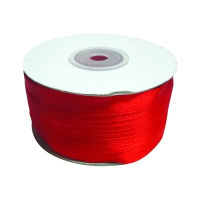 Satin Ribbon - Red (100 m)