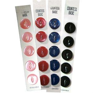 Slimline 2 Hole Buttons (Size 26)