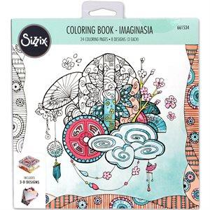 Imaginasia  - Coloring Book