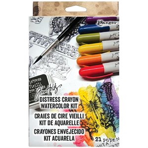 Tim Holtz, Distress Watercolor Kit