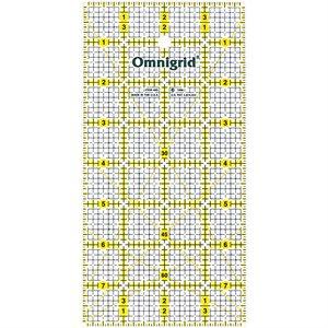 """Omnigrid - With Grid (4"""" x 8"""")"""