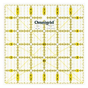 "Omnigrid - With Angles (6"" x 6"")"
