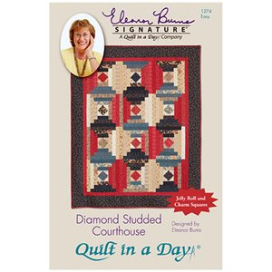 Quilt Pattern - Diamond (Eleanor Burns)