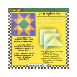 "Omnigrid 2"" Basics Template Set"