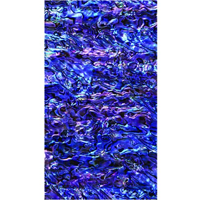 Shell Veneers - Paua Royal Purple
