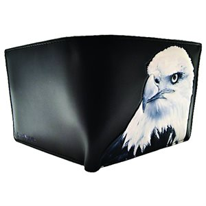 Mens Wallet - Eagle Head