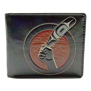 Mens Wallet - Idle No More