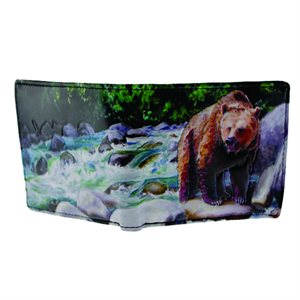 Mens Wallet - Bear