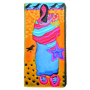 Ladies Wallet - Crow Hop, Zipper